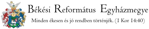 Békési Református Egyházmegye